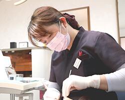 岩崎歯科医院は総合的な治療を行える桂の歯医者です