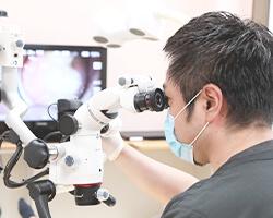 桂の歯医者、岩崎歯科医院では設備を充実させています。