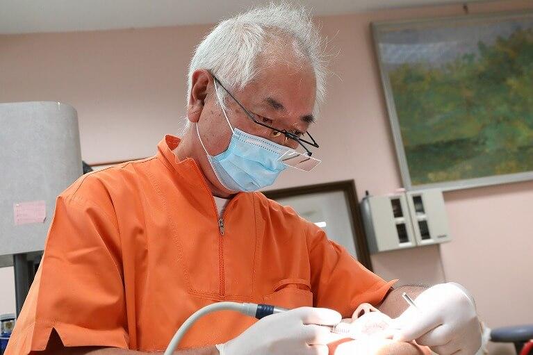 人生を豊かにするための「健康で美しい歯」をすべての患者様に