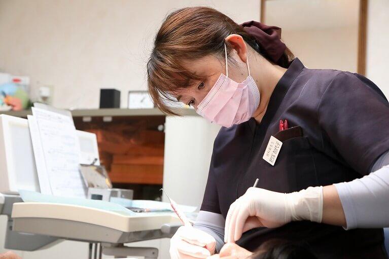治療が必要な状況にならないための「予防歯科」を推進します
