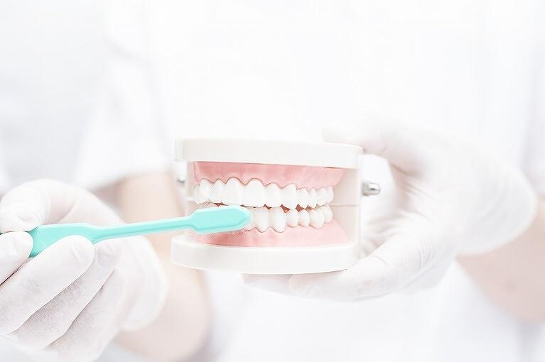 歯周病・口臭をなくすためには毎日のケアが必要です